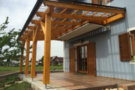Terrasse – Icopal Fastlock Uni