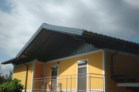 Andere Dächer mit Eternit Toscana